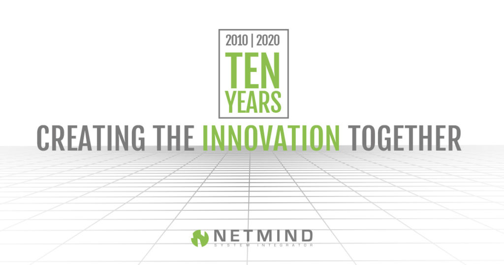 Compleanno 10 anni NETMIND